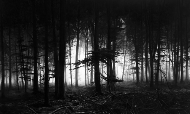 Robert Longo, 'Untitled (Forest of Doxa)', 2014, Adamson Gallery