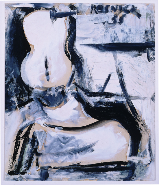 , 'Untitled,' 1955, David Klein Gallery