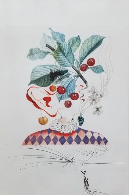 Salvador Dalí, 'Cerises Pierrot (Cherries)', 1969, Graves International Art