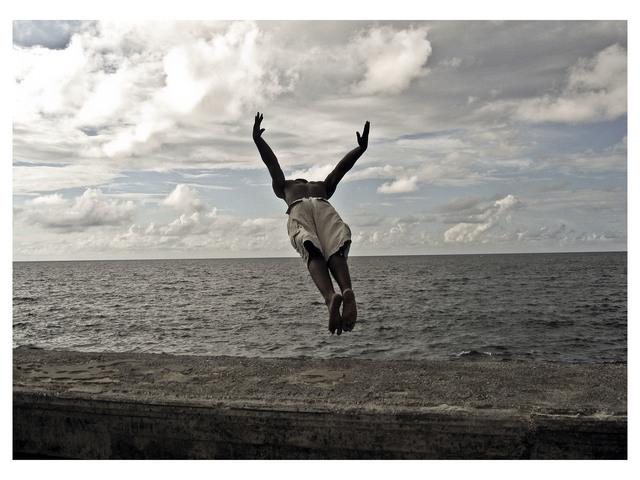 , 'Havana Coastline, from the series Malecon,' 2004-2005, Robert Mann Gallery