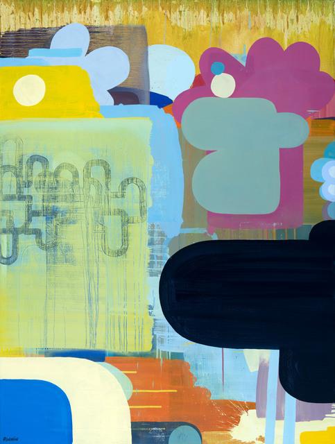 , 'A Seedy Flat in Disneyland,' 2018, John Martin Gallery