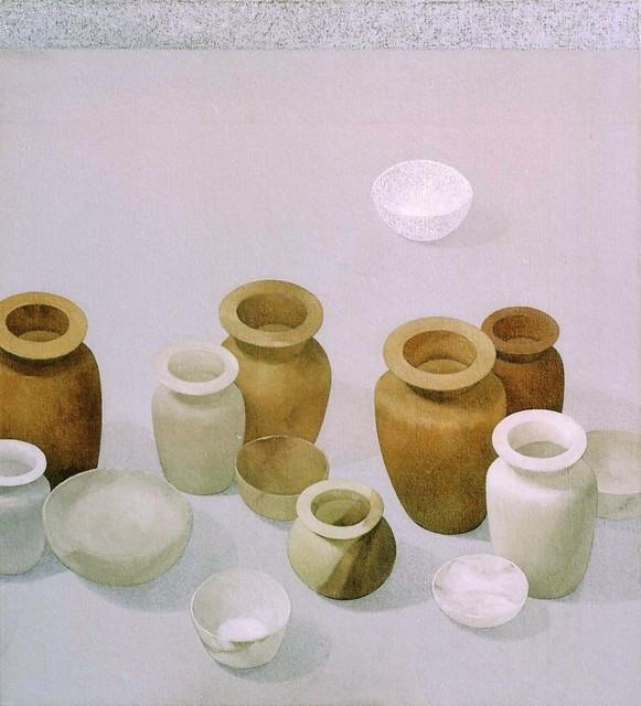 , 'Alabaster,' 2005, Hafez Gallery