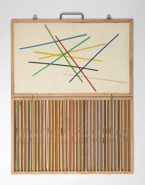 , 'Autoconclusión, For Parkett 97,' 2015, Parkett