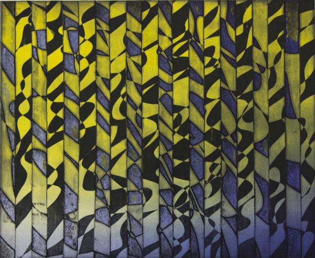 Stanley William Hayter, 'Clairevoie', 1974, Kunzt Gallery