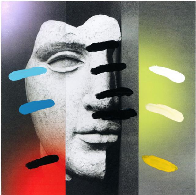 , 'Composition on Panel 18,' 2016, Joseph Gross Gallery