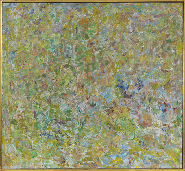 , 'Untitled,' 1962, The Milton Resnick and Pat Passlof Foundation