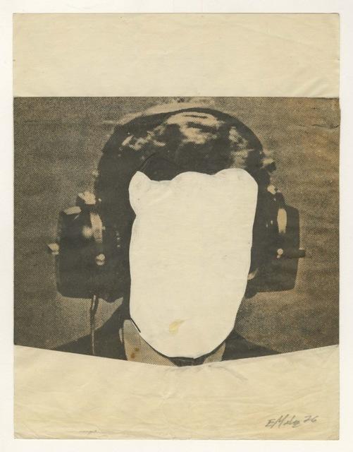 , 'Untitled 1976,' 1976, Josée Bienvenu