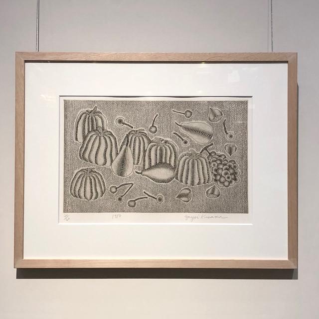 Yayoi Kusama, 'Still Life', 1984, Lex Art Gallery