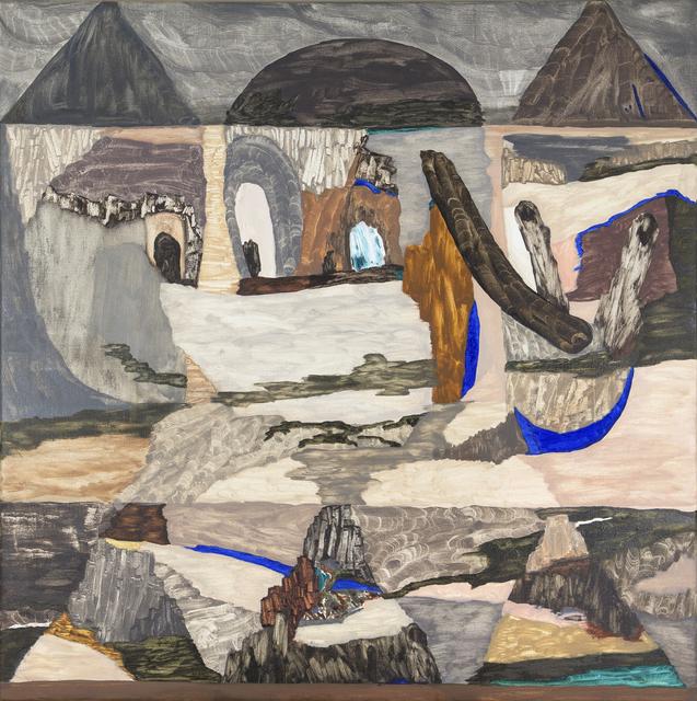 , 'Haunted,' 2019, Asya Geisberg Gallery