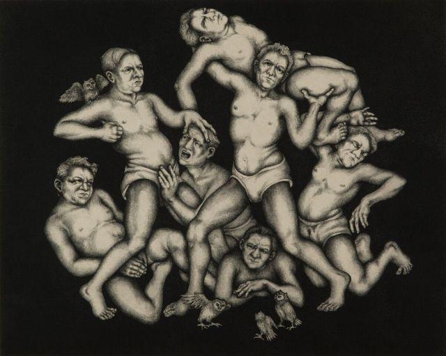, 'Sleepers,' 2015, Ruiz-Healy Art