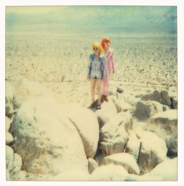 Stefanie Schneider, 'On the Rocks', 1999, Photography, Digital C-Print based on a Polaroid, Instantdreams
