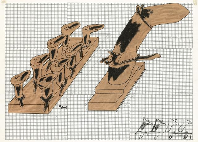 , 'Untitled,' 1968, Galerie Bei Der Albertina Zetter