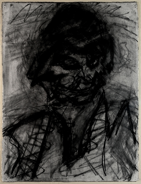 Frank Auerbach, 'Head of JYM III', 1980, Osborne Samuel