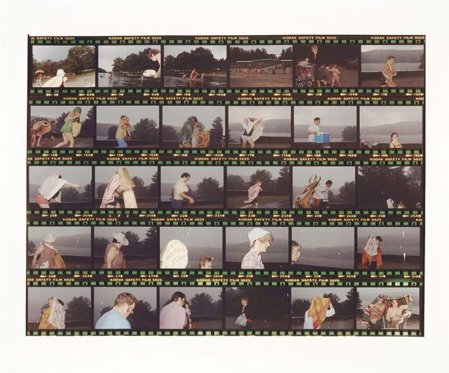 , 'Sudden Summer Storm, Connecticut,' 1977, Beetles + Huxley