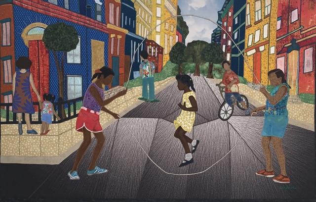 , 'Neighborhood Watch,' 2019, Richard Beavers Gallery