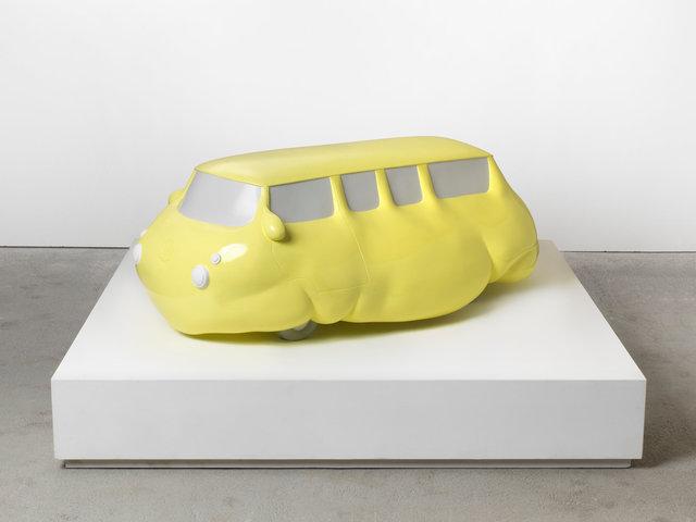 , 'Fat Bus,' 2018, KÖNIG GALERIE