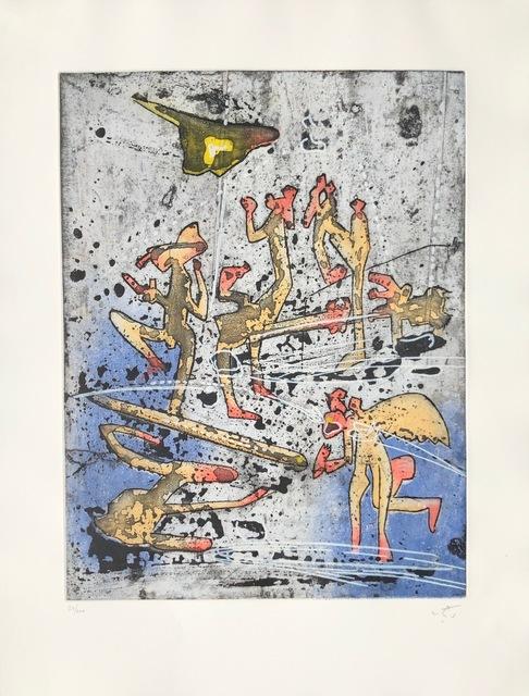 Roberto Matta, 'L'Ame du Tarot de Theleme 5', 1994, Denis Bloch Fine Art