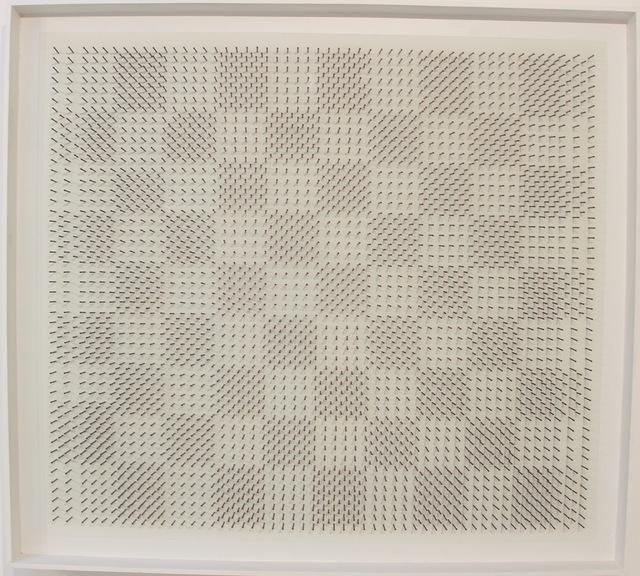 , 'Puntigrama 320,' 2001, Galerie Denise René