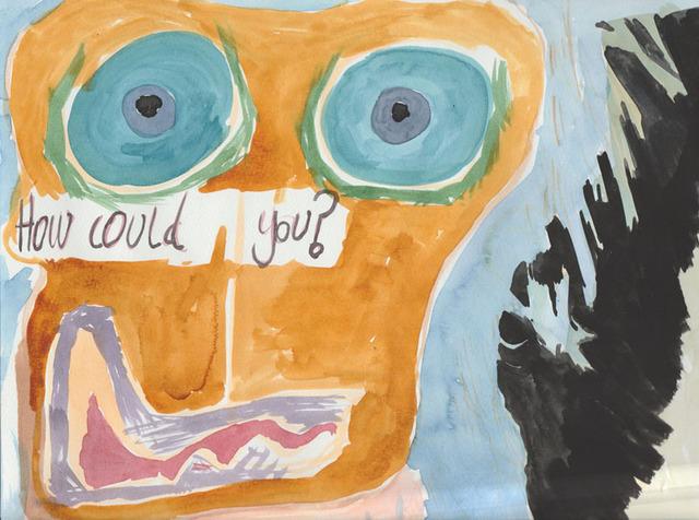 , 'How Coud You,' 2017, MIEKE VAN SCHAIJK