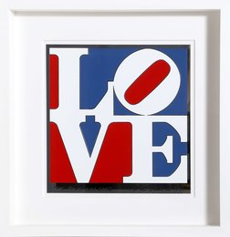Robert Indiana, 'The American Love,' 1975, Heritage Auctions: Holiday Prints & Multiples Sale
