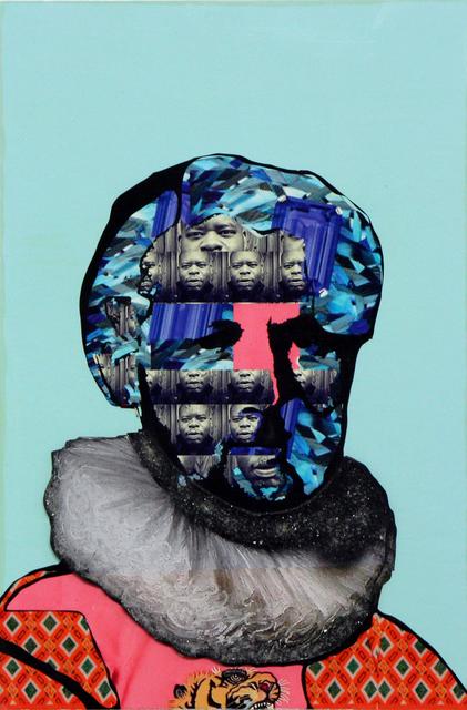 Gavin Benjamin, 'Heads of State No. 5', 2019, Parlor Gallery