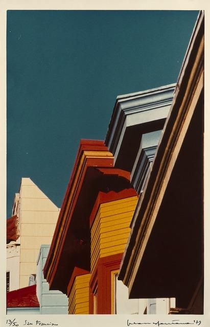 Franco Fontana, 'San Francisco', 1979, Photography, Vintage color C-print., Il Ponte