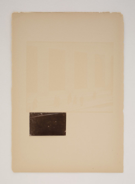 , 'Camera Work Number XLVlll, October 1916, plate page Strand,' 2016, Stephen Bulger Gallery