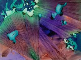 , 'Turquoise Floating Series #69,' 2000, ACA Galleries