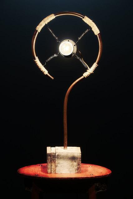 , 'ComPUSter Lamp TYPE A,' 2017, 11 [HellHeaven]