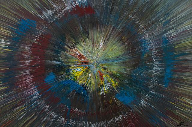 , 'Global War,' 2014, Elysium Gallery