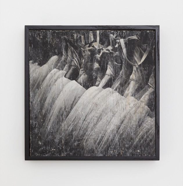 , 'Ballet Diary #37, NYC, Les Bosquets, Paris,' 2014, Perrotin