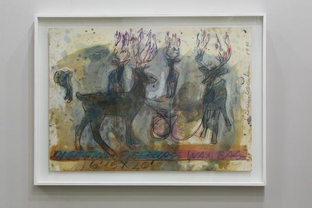 , 'Digestion. Fiber Wax Glass,' 1990, Galleria Fumagalli