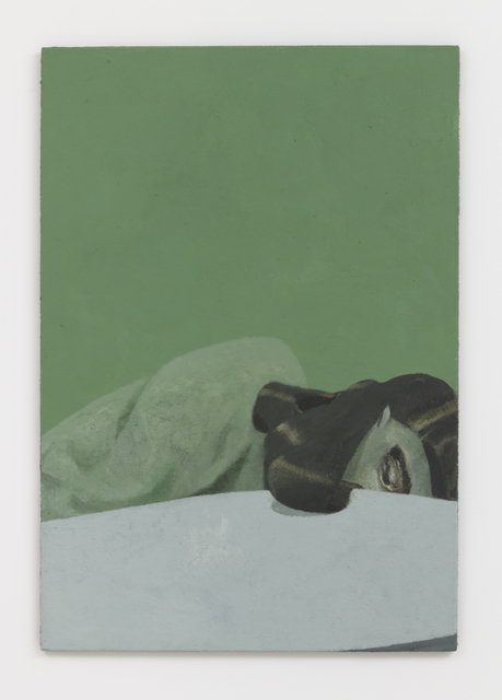 , 'Table Portrait I,' 2018, Roberts Projects