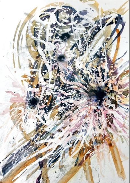 Virendra Maurya, 'Unknown Shape of Line 1', 2018, Dhi Artspace