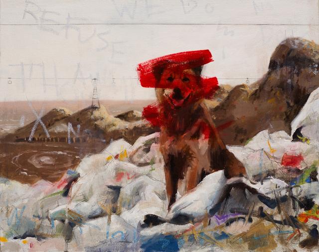 , 'Refuse,' 2018, Spoke Art