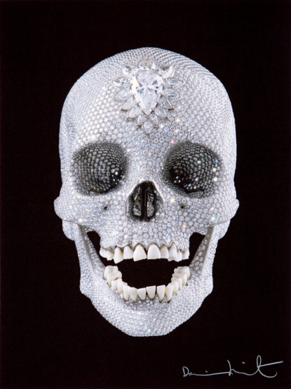 Damien Hirst, 'For the Love of God, Believe', ca. 2007, EHC Fine Art