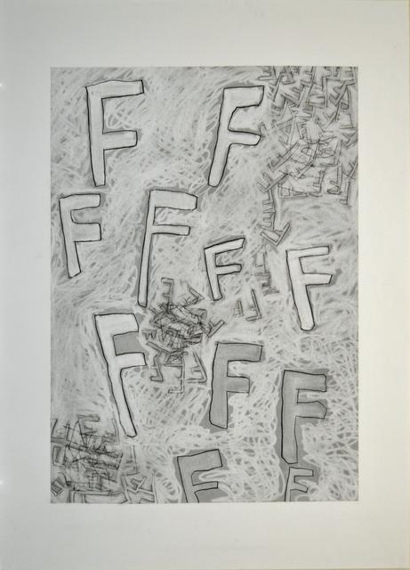 , 'The shape of F,' 2014, Kami ya Co., Ltd.