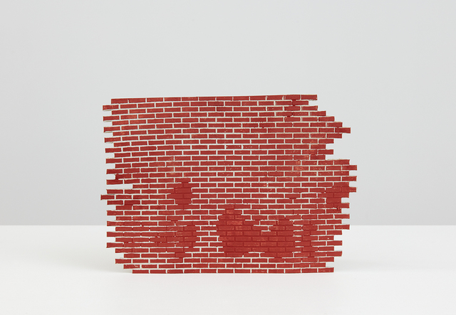 , 'Wall,' 2015, David Kordansky Gallery