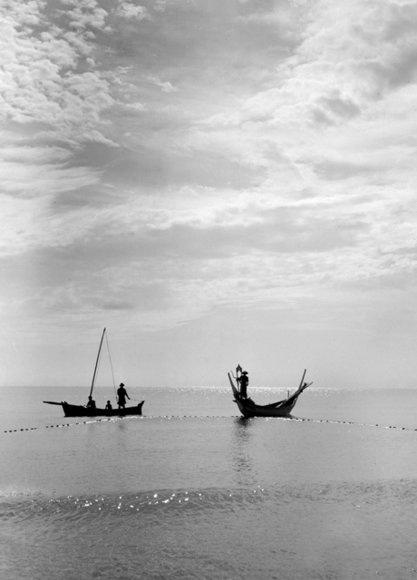, '2 Sekoci (boats),' 1957-1961, Sultan Ismail Photograph Editions