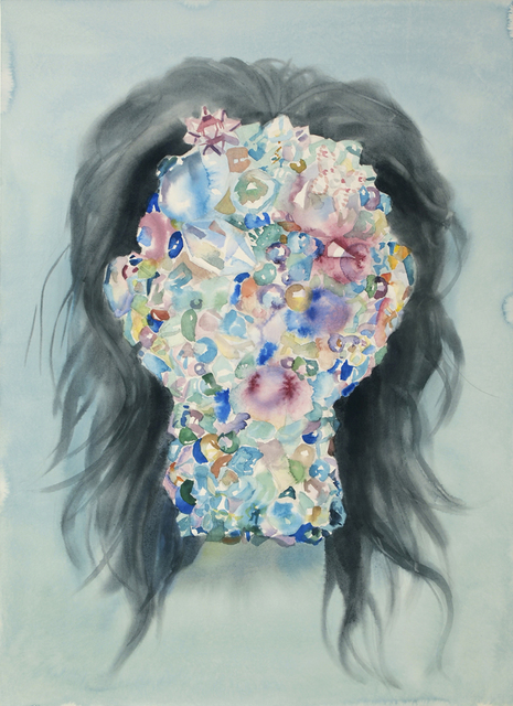 , 'Jewel Face,' 2014, SNOW Contemporary