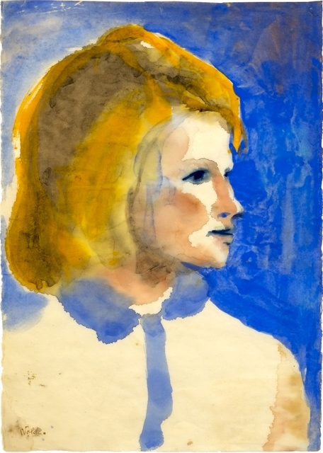 , 'Young Girl from Friesland,' 1925, Galerie Thomas