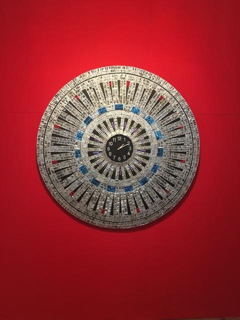 Paul Alden Mvoutoukoulou, 'L'horloge', 2018, L'agence à Paris
