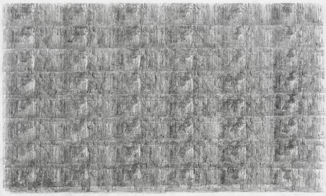 , 'Andrei Rublev by Tarkovsky 2, sec. 11-20,' 2015, Galeria Plan B