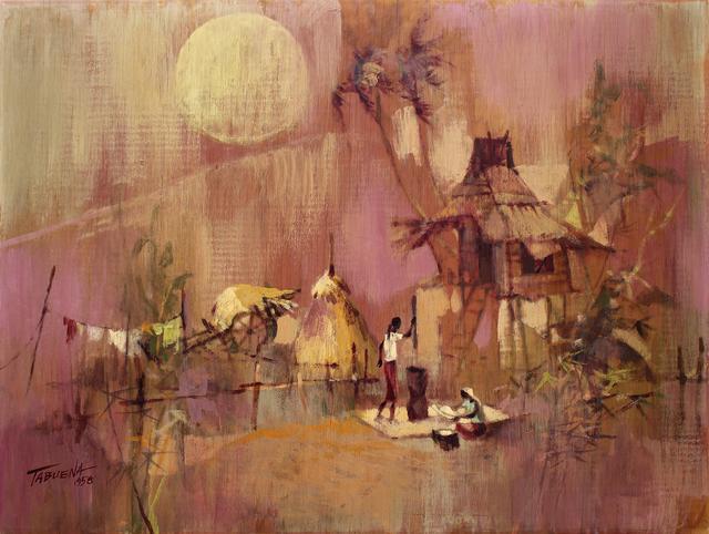 , 'Landscape Two Women,' 1958, Galería Nudo