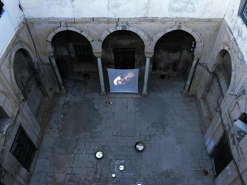 Interference / International Light Art Project Tunis, Tunisia, 2018