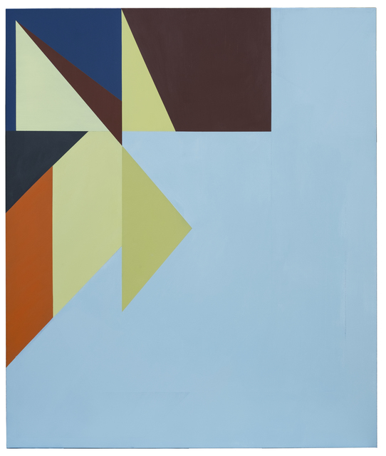 , ' a444 millennial qw,' 2018, Alejandra von Hartz Gallery