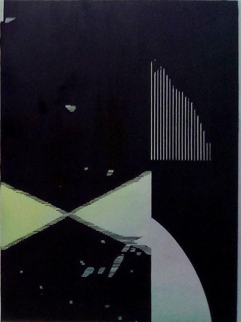 Cipriano Martínez, 'Residual II', 2017, Maddox Arts