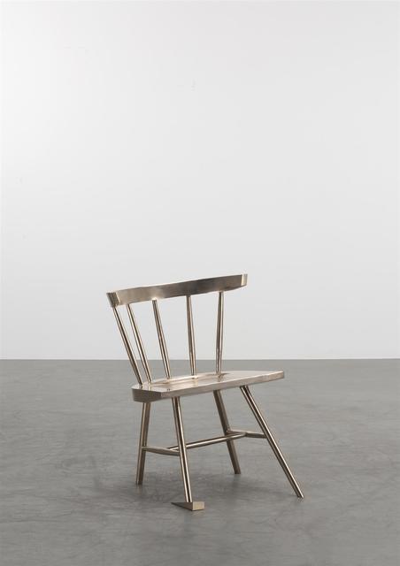 Virgil Abloh, 'Alaska Chair', 2018, Carpenters Workshop Gallery