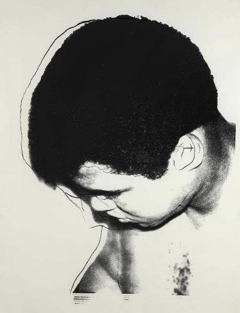 Andy Warhol, 'Muhammad Ali', 1978, Heather James Fine Art