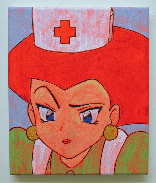 , 'Nurse Painting,' 2016, Castor Gallery